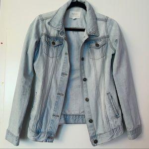 ASOS Light Wash Denim Jacket